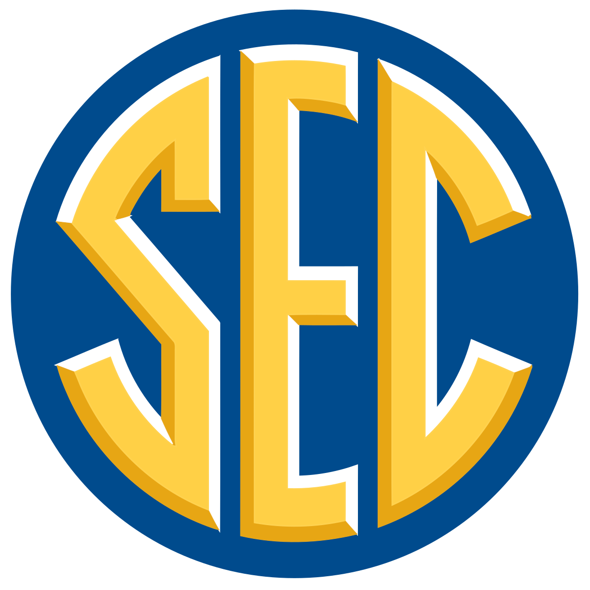 Southeastern Conference Logo