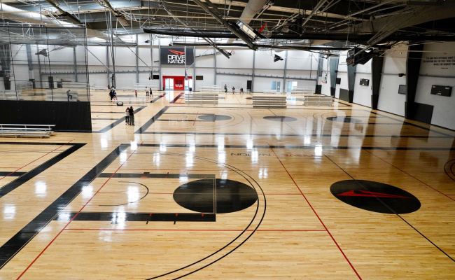 Connor Sports | Surfaces Built For Champions
