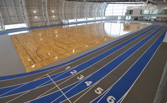 Learn about Synthetic Sports Floor Systems