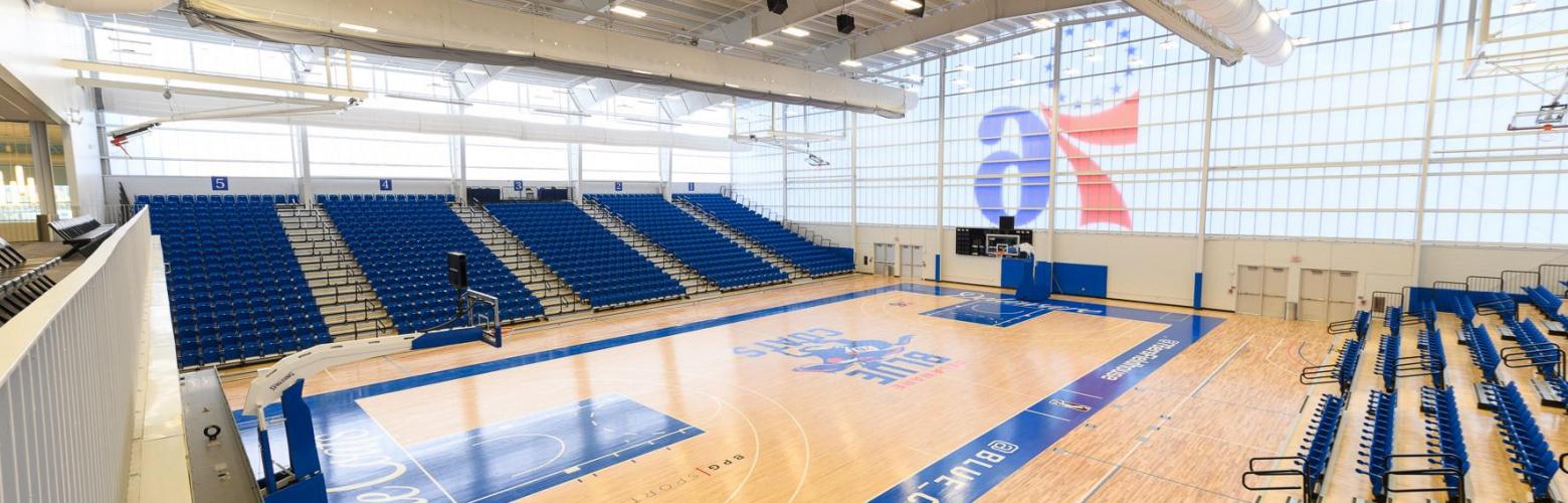 Philadelphia 76ers Practice Facility